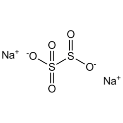 Sodium Metabisulfite Structure